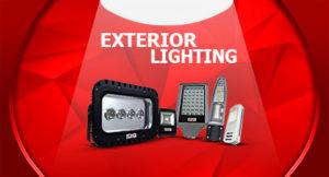 exterior lighting led