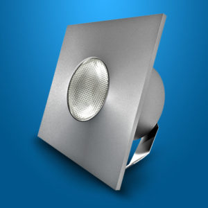 HI POWER LED RECESS DOWN LIGHT SERIES 10001 S (WATTAGE: 1 W)