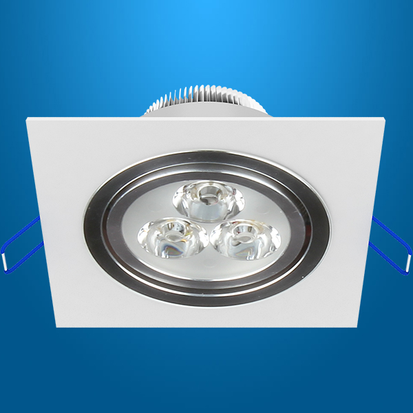 HI POWER LED RECESS DOWN LIGHT SERIES 11003 S (WATTAGE:3 W)