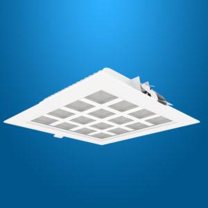 SQUARE PANEL DOWN LIGHT SERIES 30016 S (WATTAGE: 16 W)