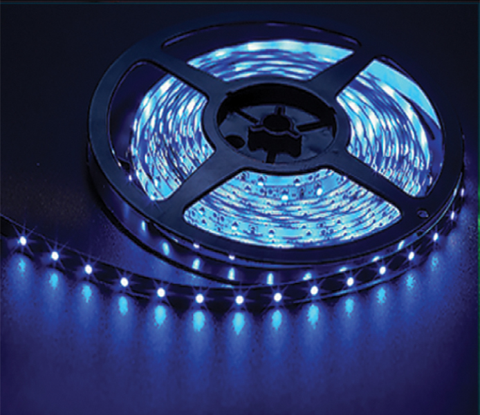 FLEXIBLE STRIP LIGHT SERIES 3528 B