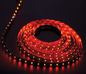 Red FLEXIBLE STRIP LIGHT SERIES