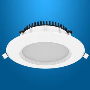 rounded led light