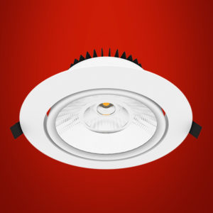 ADJUSTABLE COB DOWNLIGHT SERIES 8030 R