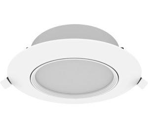 ROUND PANEL DOWN LIGHT SERIES 5107 R (WATTAGE: 7W)