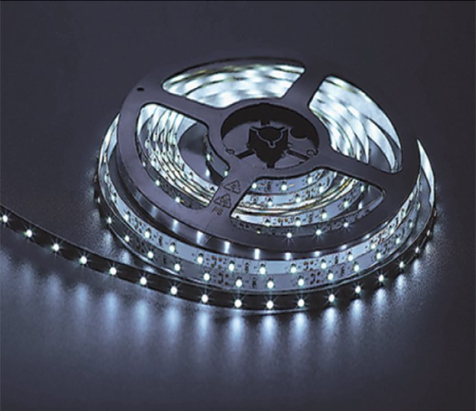 FLEXIBLE STRIP LIGHT SERIES 3528 W