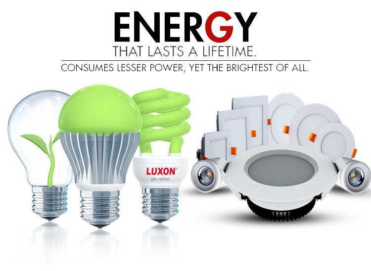 LED Lighting - Consumes Lesser Power