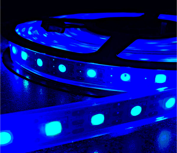 Blue FLEXIBLE STRIP LIGHT SERIES
