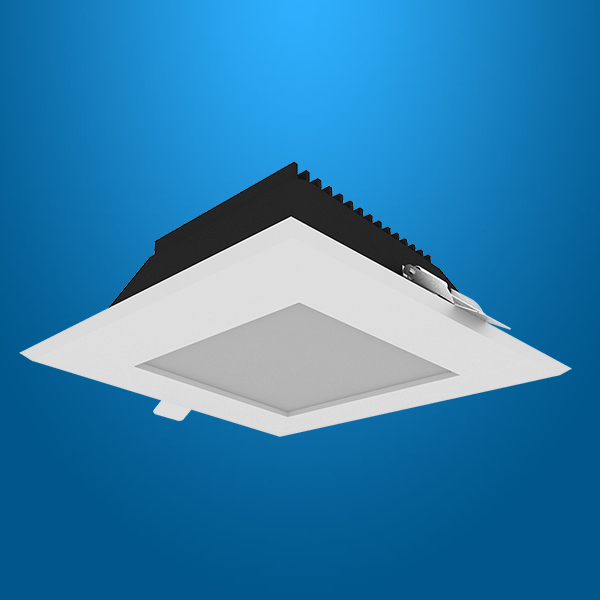 SQUARE PANEL DOWN LIGHT SERIES 70025 S (WATTAGE:25 W)